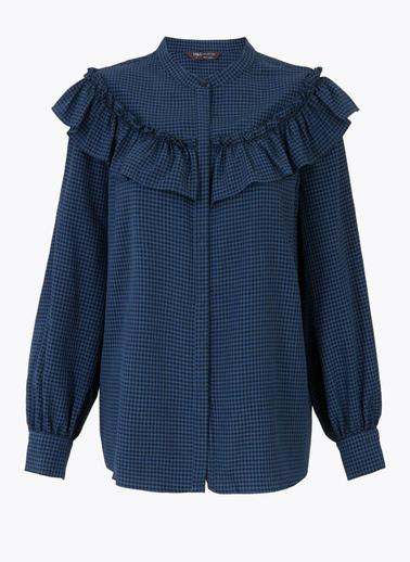 Marks & Spencer Bluz Lacivert